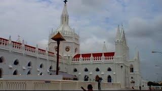 Velankanni Church, Nagapattinam