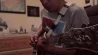 Armor For Sleep - Basement Ghost Singing (Intro Guitar Delay Riff)