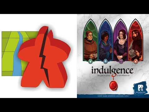 The Broken Meeple - Indulgence Review