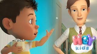 Johny Johny Si Papa En Español   Canciones Infantiles | Heykids