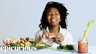 Kids Try 100 Years of Breakfast Foods