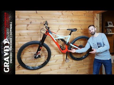 Wohin nur mit meinen Mountainbikes? | Fahrrad Wandhalterung | Leo Kast Bike Tutorial #17