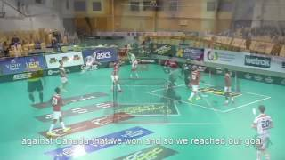 What is the most memorable moment of Alex Granvalds floorball career so