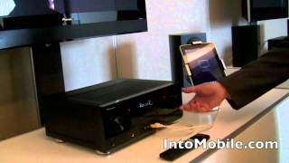 Hands-on: Pioneer receiver Apple iOS integration (iPod touch, iPhone, iPad)