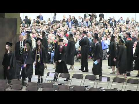 2017 Baldwin Wallace University Spring Commencement