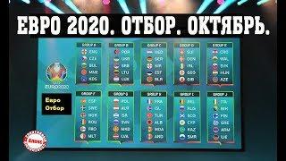 Чемпионат Европы по футболу. ЕВРО 2020. Результаты групп C, E, G, I. Расписание. Таблицы.