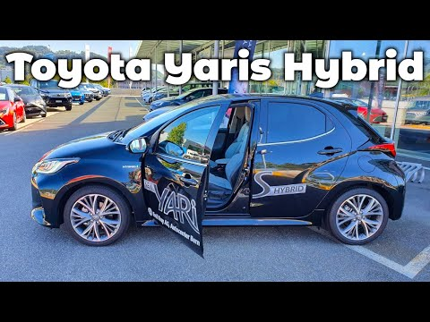 Toyota Yaris Hybrid 2021 In-Depth Review | All you need to know
