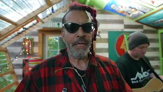 Faith No More's Chuck Mosley- LIVE from a Tree House (LAST performance)