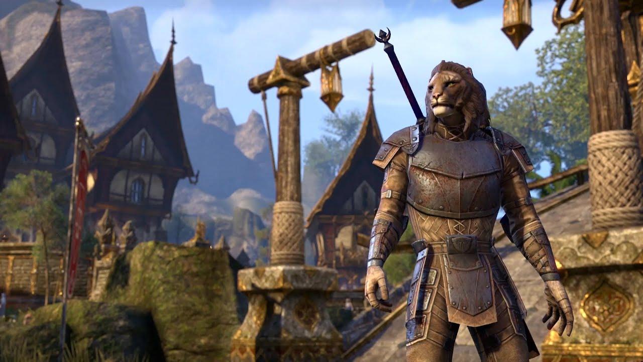 Elder Scrolls Online: видео - ESO: трейлер для консолей