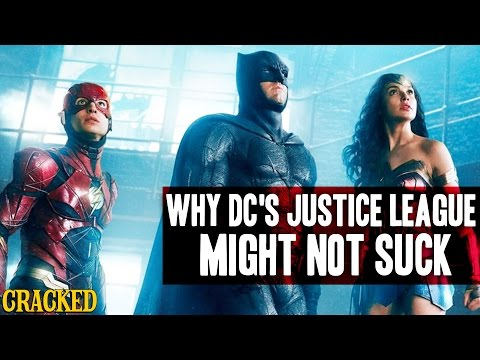 Why DC's Justice League Might Not Suck