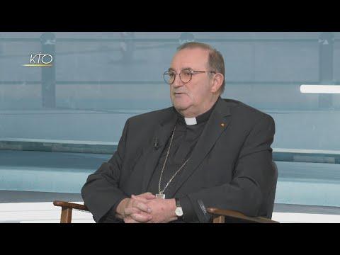 Mgr Guy Harpigny - Diocèse de Tournai