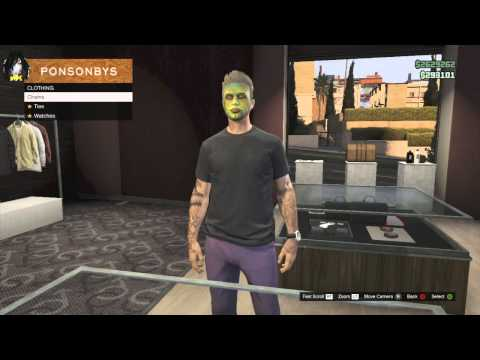 GTA V Business Update: Chains, Watches, Ties