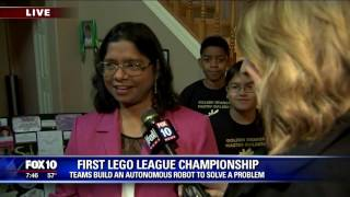 FIRST LEGO League Championship