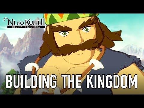 Making-of partie 4  de Ni no Kuni 2 : L'Avènement d'un nouveau Royaume