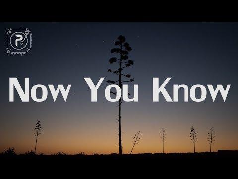 Løv Li - Now You Know (Lyrics)