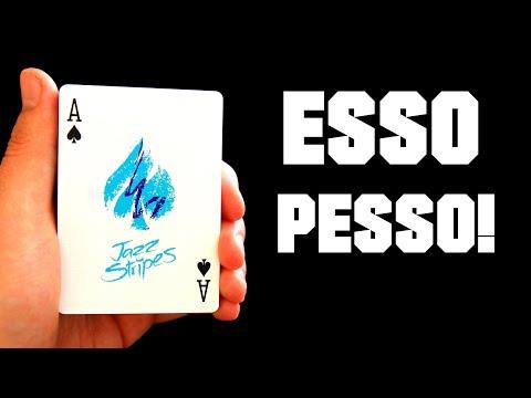 ESSO PESSO! – Karetní trik – Návod!