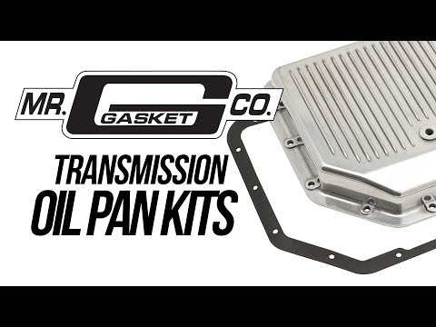 Mr. Gasket Transmission Oil Pan Kits