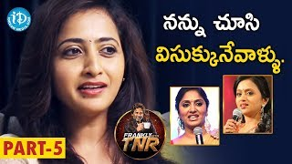 Anchor Lasya & Manjunath Exclusive Interview Part #5 |  Frankly With TNR | Talking Movies