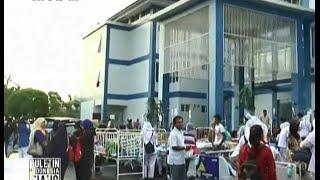 Gempa 65 SR Guncang Padang Puluhan Pasien RSUP DR M Djamil Dievakuasi  BIS 02/06