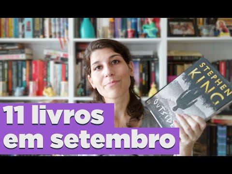 Lidos de Setembro | BOOK GALAXY