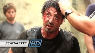 Download Video The Expendables (2010) - 'Austin Fights Stallone' Behind the Scenes Episode #4 MP3 3GP MP4