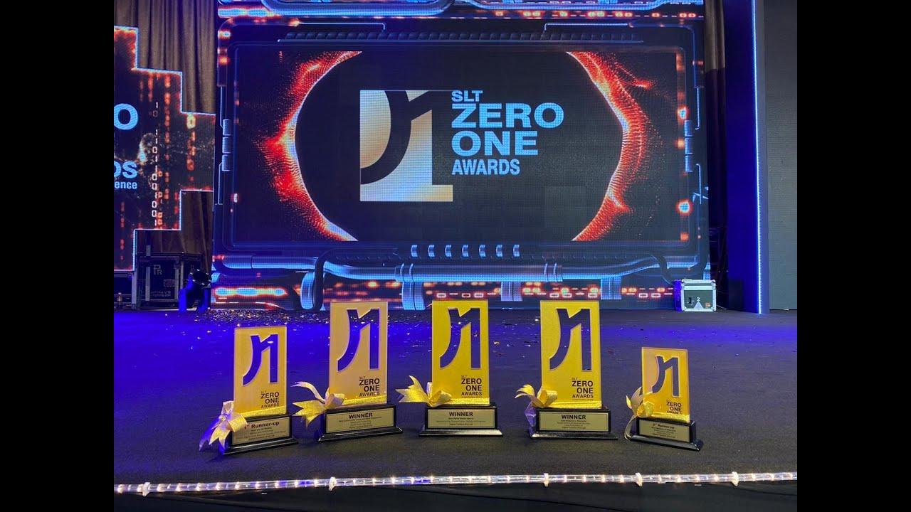 SLT Zero One Awards හි සම්මානයට පාත්ර වූ එකම ප්රවෘත්ති වෙබ් අඩවිය බවට Citizen පත්වේ