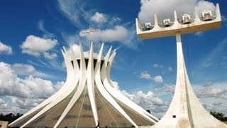 preview picture of video 'Catedral metropolitana de Brasília'