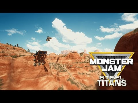 Trailer de Monster Jam Steel Titans