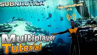How to play Subnautica Multiplayer with your friends - How to install Nitrox