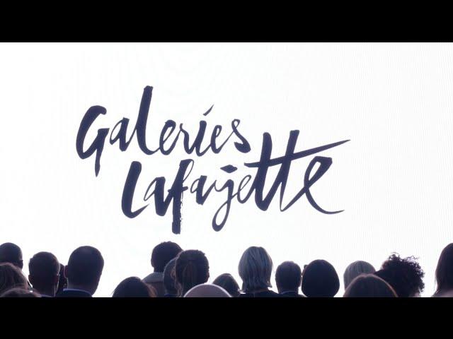 #LeNouveauChic pour les Galeries Lafayette