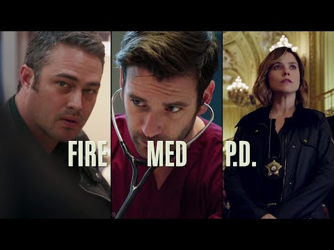 Chicago P.D. 3.10 (Preview 'Crossover Event')