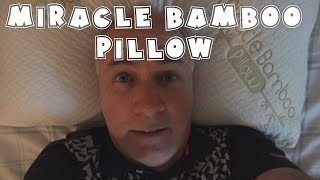 Miracle Bamboo Pillow Review- As Seen On TV | EpicReviewGuys 4k CC