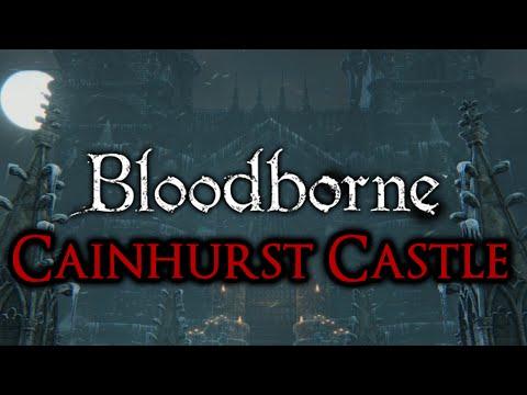 Bloodborne - How To Get To Cainhurst Castle