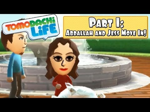 Tomodachi Life 3DS - Part 1: Welcome To The A-Nation Island, Featuring YOU!