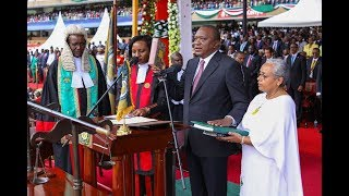 Uhuru: My agenda for the next five years