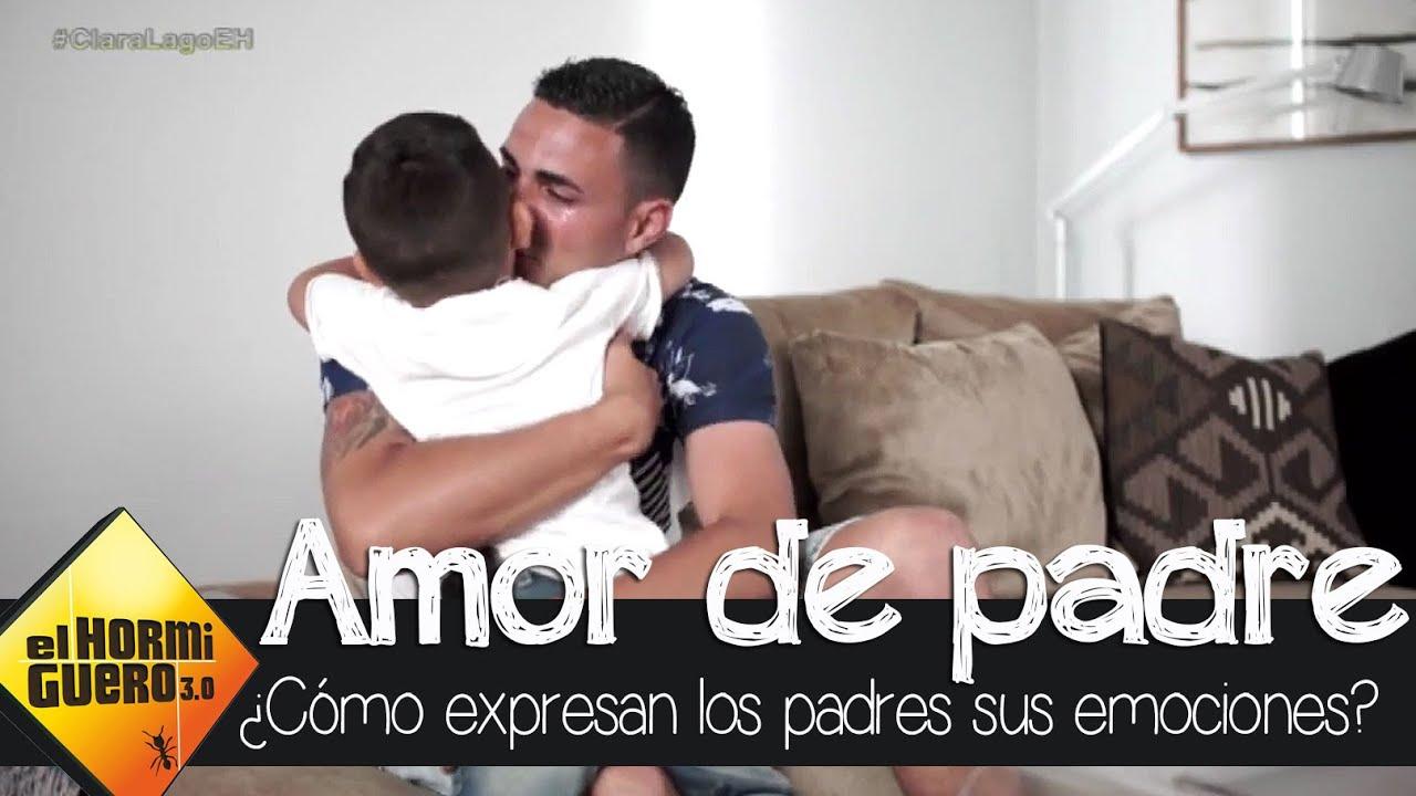 Vídeo Dulcinea: ¿Cómo expresan los padres sus emociones? – El Hormiguero 3.0