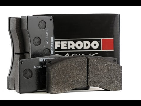 Ferodo Racing Brake Pads, the Competitive Advantage