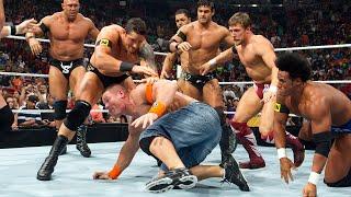 The summer of The Nexus: WWE Playlist