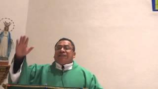 preview picture of video 'IV Domingo Ordinario 2015 Evangelio san Marcos 1 21'