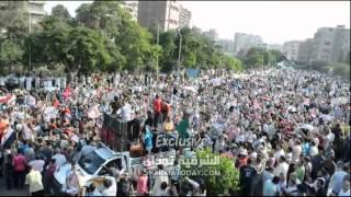 preview picture of video 'مسيرة حاشدة لمؤيدى الرئيس مرسى بالزقازيق لدعم الشرعية'