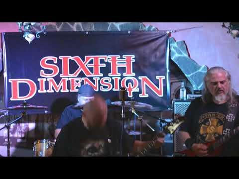Sixth Dimension - Sixth Dimension - Intro + Legie - 30 + 10 - Most - klub VoKo - p