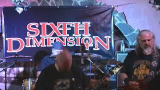 Video Sixth Dimension - Intro + Legie - 30 + 10 - Most - klub VoKo - p