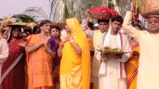 Patna Ke Pakki Sarkiya Bhojpuri Chhath Geet By Vijaya Bharti [Full Video Song] I Sooraj Dev Ho - Download this Video in MP3, M4A, WEBM, MP4, 3GP
