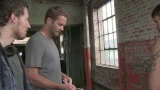 Behind the Scenes with Paul Walker - Brick Mansions