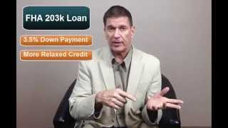 What you need to know about the FHA 203k loan