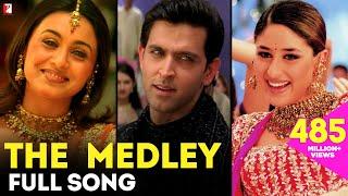 The Medley Song | Mujhse Dosti Karoge | Hrithik Roshan