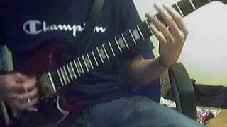 Damone - Out Here All Night (Guitar Cover)