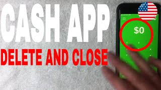 ✅  How To Delete Cash App Permanently Account Forever (Updated) 🔴