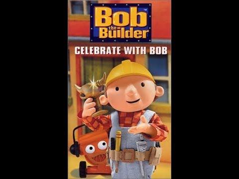 Bob The Builder - Celebrate With Bob (2002 VHS Rip) (*READ THE DESCRIPTON*)