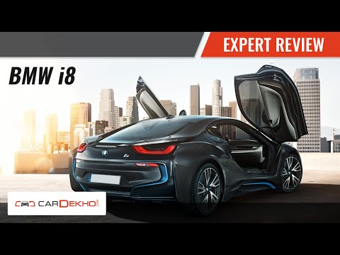 View Bmw I8 Road Test Review India Gaadi